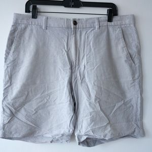 Perry Ellis shorts in light grey - 36